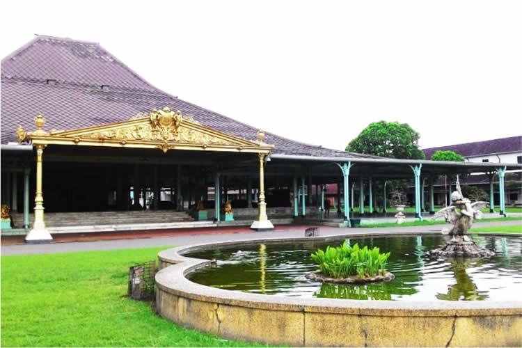 HTC-wisata solo-Pura Mangkunegaran, Cermin Perpaduan Budaya