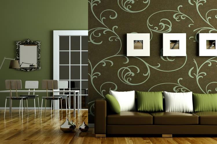 Cara Praktis Percantik Dinding dengan Wallpaper