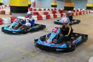 Adu Skill Balapmu di Sirkuit TKM Go Kart