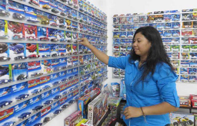 Berburu Hot Wheels Terbaru di El Toys