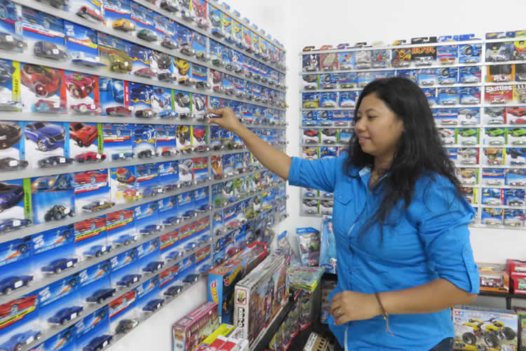 Berburu Hot Wheels Terbaru di El Toys