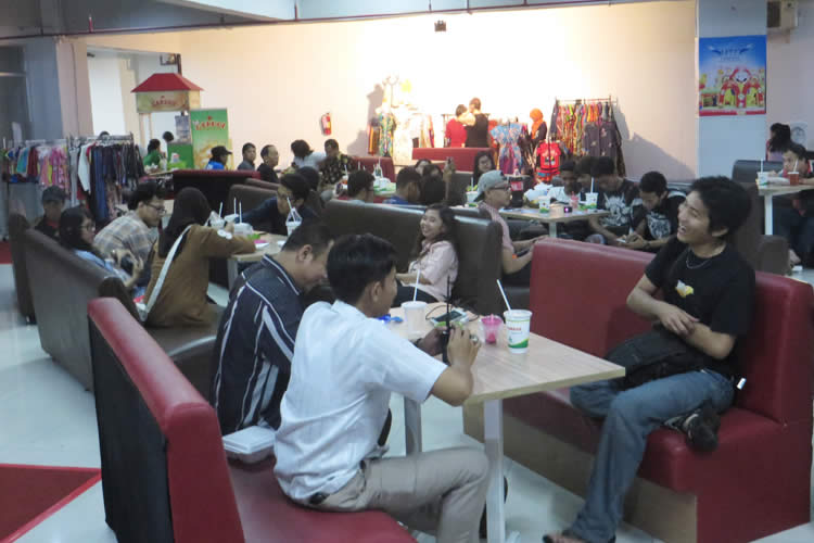Hartono Trade Centre HTC Pasar Raya Bikin Ngabuburit Jadi Lebih Seru
