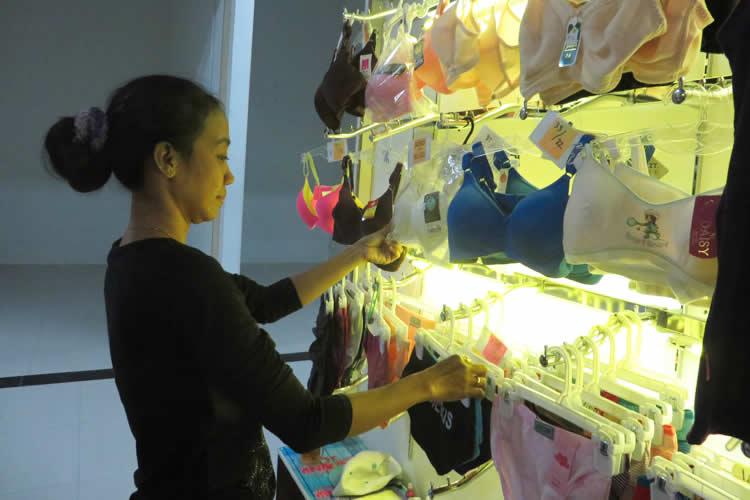 Kios Frangipani Underwear Pasang Harga Pakaian Dalam Terjangkau