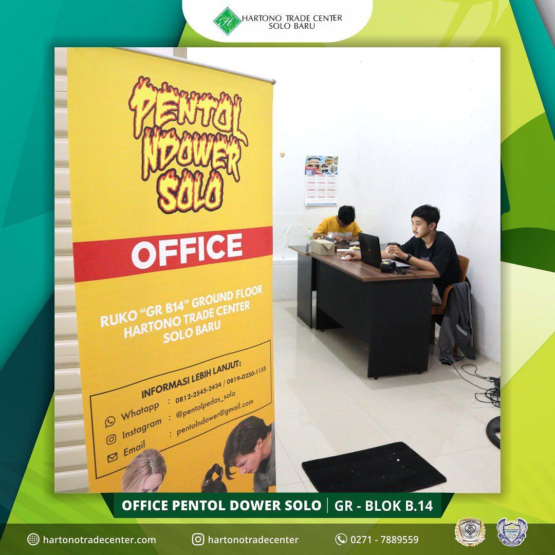 OFFICE PENTOL DOWER